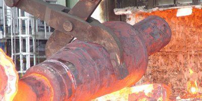 ساخت main shaft سنگ شکن metso